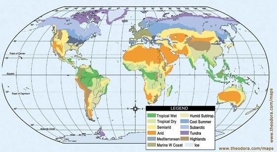 Map Projections Brooklyn Technical High School